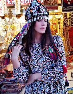 Turkish National Costume  sc 1 st  Pinterest & Turkish Girl   Turkey: Ethnic Fashion   Pinterest   Girls