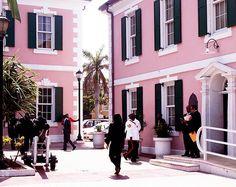 Parliament Square, Nassau, Bahamas