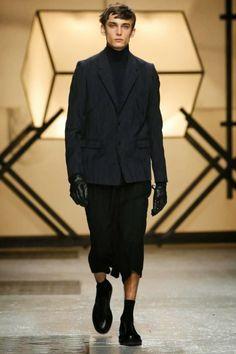 Damir Doma Fall/Winter 2014 - Paris Fashion Week #PFW   Male Fashion Trends