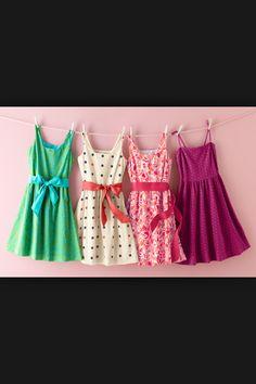 Cute summer dresses!
