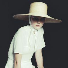 Photographer: Eliot Lee Hazel   Wardrobe: The Ground Mag clothing   Model: Jenny Pugh   MU/ Hair: Karina Moore