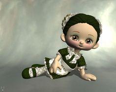 Little Gumdrop Green
