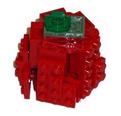1 Dozen Roses: A LEGO® creation by John Neal : MOCpages.com