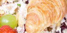 Almond Peach Chicken Salad : Recipe Select