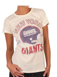 Junk Food Clothing - Women s Collections - NFL - All - New York Giants  Giants Shirt 221c96bec