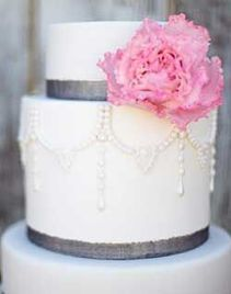pink and grey wedding cake ideas 1000 images about pink and grey wedding inspiration on 18547