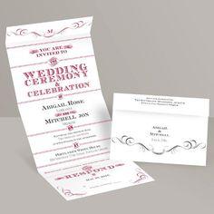 seal and send wedding invitations-Rcue