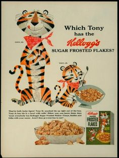 Patrick Owsley Cartoon Art and More!: TONY THE TIGER