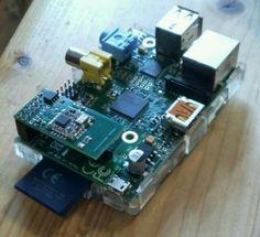 RaZberry y Raspberry Pi permiten controlar una red domótica - Raspberry Pi