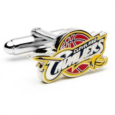 The Cleveland Cavaliers play in a city notorious for loyal fans. Stand behind the city of Cleveland and support Kyrie Irving, Kevin Love and LeBron James. Celebrate one of the true beasts of the east with the Cleveland Cavalier Cufflinks. Available at www.CUFFZ.com.au