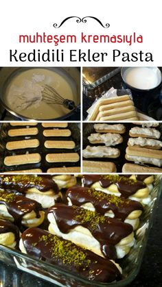 Cake Recipes, Dessert Recipes, Pasta Shapes, Pastry And Bakery, Amazing Cakes, Food And Drink, Yummy Food, Stuffed Peppers, Cooking