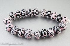 Living Life Creatively: 40 Bead Challenge - The Beginning