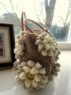 Almond Blossom Bag pattern by Colour in a Simple Life