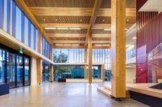 Wood Innovation and Design Center, Canadá - Baumad