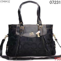 Coach Bags classic black (have it)
