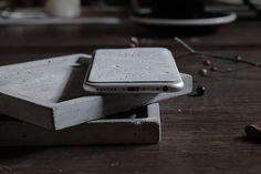 Luna Concrete Skin for iPhone 6 2