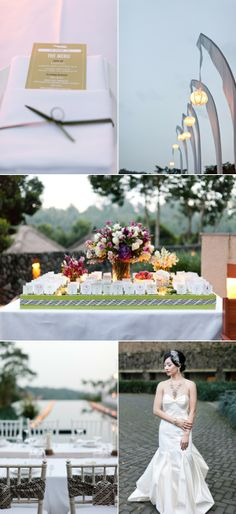 Bali Wedding by Erin Hearts Court   The Wedding Story