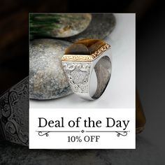 Today Only! 10% OFF this item! Invest in yorself : https://www.etsy.com/listing/454681278?utm_source=Pinterest&utm_medium=Orangetwig_Marketing&utm_campaign=stock Follow us on Pinterest to be the first to see our exciting Daily Deals.   #liveauthentic #musthave #shoplocal #handmadewithlove #bestgiftever #etsyusa #etsyprepromo #handmadeisbest #livecolorfully #jewelrylover #menwithstyle #etsylove #etsyfinds #etsygifts #shopsmall #jewelryaddict #mensaccessories #mensjewelry #mensworld…