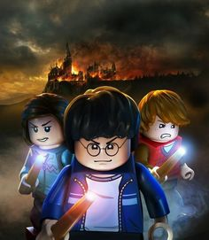 Dear Lego and Traveler's Tales games, You NAILED IT with the Lego Harry Potter Games !!!!!