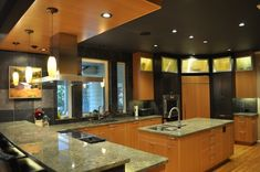 Beautiful contemporary kitchen