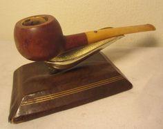 Vintage KBB Yello Bole Imperial Bent Prince Estate Briar Tobacco Smoking Pipe