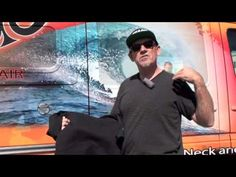 From the BoardRidersReview: a video describing the second generation PaddleAir Ergo.