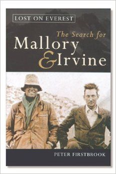 In 1999 the BBC launched a search to learn the fate of #GeorgeMallory and Sandy Irvine. 'Lost on Everest' recounts their adventure and reveals what was uncovered in 1999. #PassTheBook