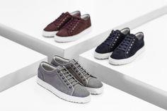 La marque de chaussures néerlandaise, basée à Amsterdam, ETQ Amsterdam, dévoile le lookbook de sa prochaine collection pour automne/hiver 2016.