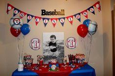 Sports Theme Birthday Decor #Bigdotofhappiness #Contest