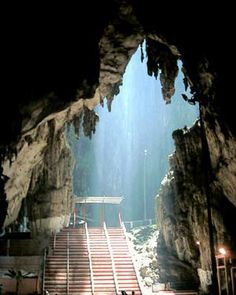batu caves. been there, done that.