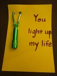 You light up my life #valentines @BabyCenter