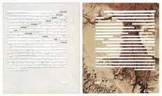 Extracted Poetry Bookmarks | Collage | Nathaniel Whitcomb
