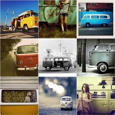 vw van. i will get one... one day