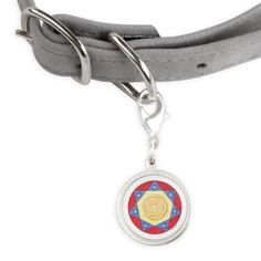 Angel Protection J Pet Tags