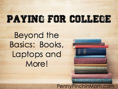 Paying for college is expensive. There is no argument there, but did you know it is the essentials beyond tuition that can really rack up your debt? From books, to technology, to toiletries; check out some tips on how to keep the costs down while paying for a college education.