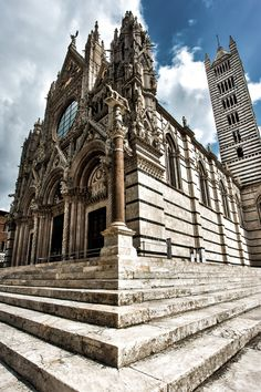 ITALIA - Cattedrale di Siena by GaekkoPhotography