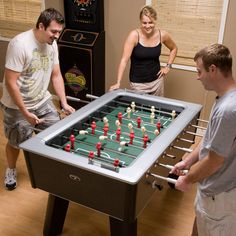 Foosball Table Party Rental For Los Angeles Orange And Ventura County