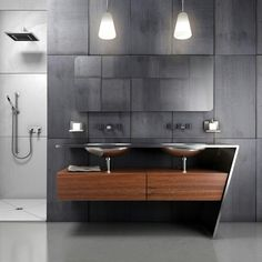 Gray color bathrooms with cozy and amazing designs - Shower Remodeling