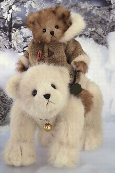 Willy & Chilly Bearington Bear (Retired 2007)