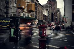 Zack Schrock - New York, Broadway and Canal