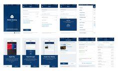 BOA Inspired Mobile Banking App