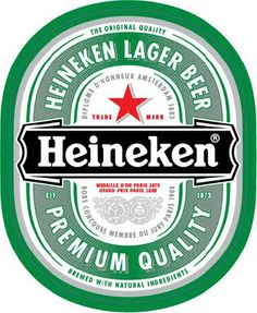 NeoPlex Heineken Polyester 60 x 36 in. Picture Logo, Marianne Design, The Originals, Grand Prix, Fathers Day, Pictures, Lager Beer, Beer Brewing, Beer Labels