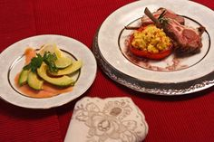 Avocado and Smoked Salmon.  Savoring Our Faith   TV Series of Eternal Word Television Network, Global Catholic Network