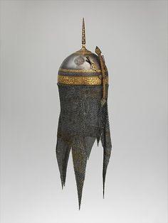 Helmet with Talisman