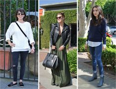 L.A. Street Style: An Afternoon At Melrose Place