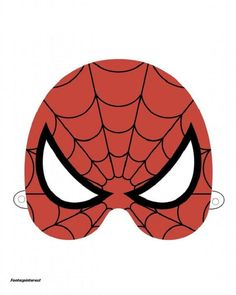Free Printable Hero Masks - Superman and other super heroes. Perfect for Halloween or Kids Parties Spider Man Party, Fête Spider Man, Spiderman Craft, Superhero Spiderman, Printable Heroes, Printable Masks, Free Printable, Printable Halloween Masks, Crafts