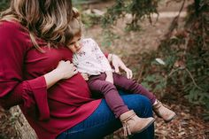 Sacramento Folsom maternity newborn photos - why maternity photos matter