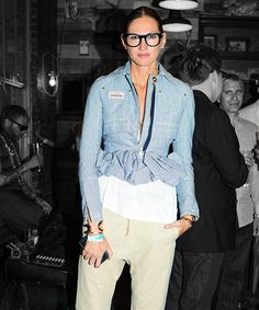 16 Fashion Risks That Seriously Paid Off #refinery29  http://www.refinery29.com/fashion-risks