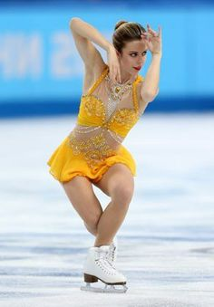 Ashley Wagner: A horrible role model for young girls A terrible skater Undeserving of the Olympic chance