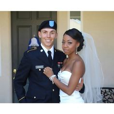 military in Interracial dating the